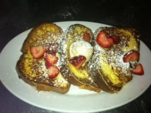 regular french toast