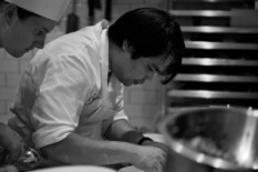 Chef de Cuisine Roel Alcudia